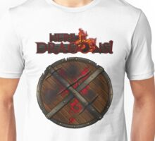 Dragon Hunter's Shield Unisex T-Shirt