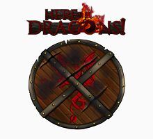 Dragon Hunter's Shield Unisex T-Shirt