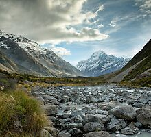 Hooker Valley #2 by Brad Grove