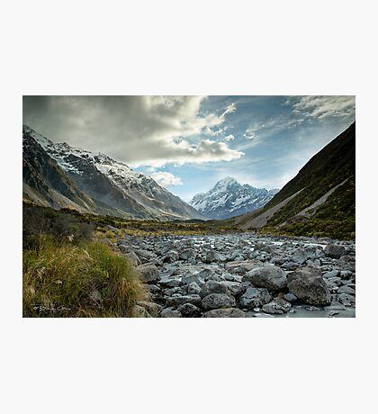 Hooker Valley #2 Photographic Print