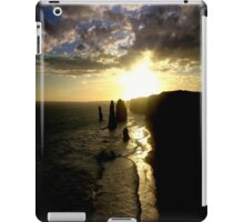 As the Sunsets iPad Case/Skin