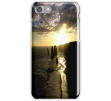 As the Sunsets iPhone Case/Skin
