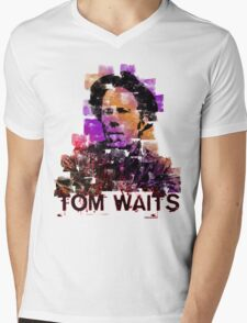 Tom Waits Watercolour T-Shirt