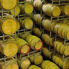 barrel hall #2 by metriognome