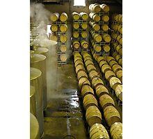barrel work Photographic Print