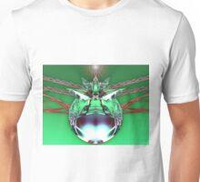 For John Hiott: Spectacular Ornament in Christmas Colors Unisex T-Shirt