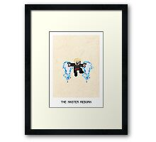 The Master Reborn Framed Print