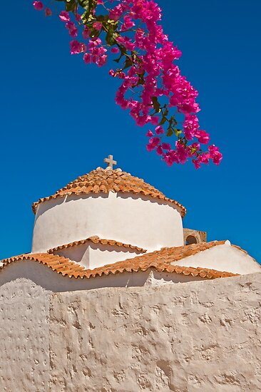 Aegean Islands' colours by Konstantinos Arvanitopoulos