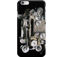 Oversize Disk Drive  iPhone Case/Skin