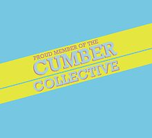 The Cumber Collective Blue by fangirlshirts