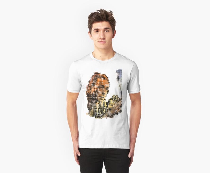 Humphrey Bogart T-Shirt by OutlawOutfitter