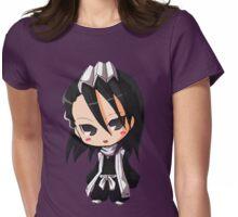 Byakuya Chibi Womens Fitted T-Shirt