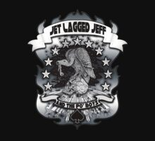 Jet Lagged Jeff & The Po' Boys by AdeGee