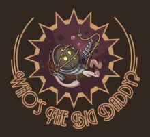 Bioshock: Who's The Big Daddy?  by 8-bit-hobo