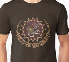 Bioshock: Who's The Big Daddy?  Unisex T-Shirt