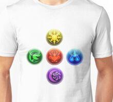 5 Elements Unisex T-Shirt