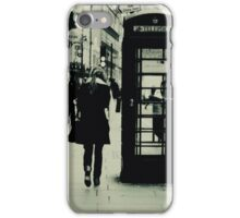 Women by Phone box  iPhone Case/Skin