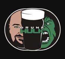 Drunk Hulk! by BradleySMP