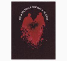 Sherlock & John (With words- Small) by ShireLocked