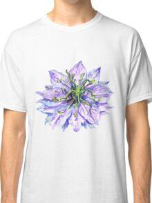 Light Mauve Flower  Classic T-Shirt