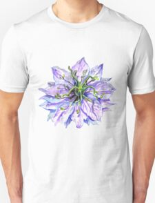 Light Mauve Flower  T-Shirt