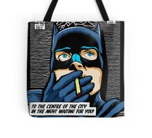 Post-Punk Heroes | Dark Tote Bag
