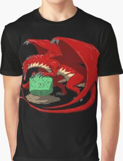 Keeper of Fate (red) Graphic T-Shirt