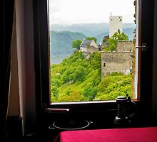 My Window View by Cathy Jones