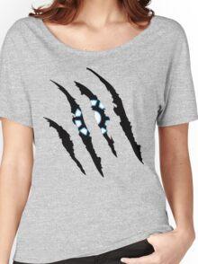 Superhero Ripped Design - Ironman Women's Relaxed Fit T-Shirt