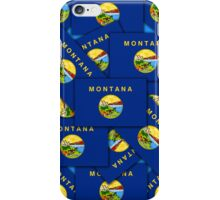 Smartphone Case - State Flag of Montana - Multiple iPhone Case/Skin