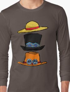 Brother hats Long Sleeve T-Shirt