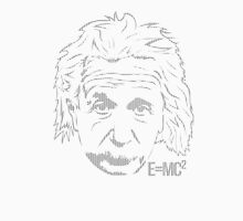 Excuse Me While I Science: Albert Einstein = E=mc² Men's Baseball ¾ T-Shirt