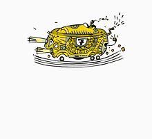The yellow car t-shirt Unisex T-Shirt