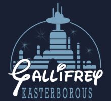 Disney Gallifrey Kids Clothes