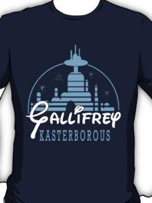Disney Gallifrey T-Shirt