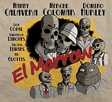El Marrow. by J.C. Maziu