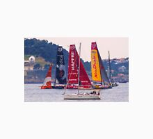 Volvo Ocean Race departure from Lisbon. 7 June 2015 . 2.00 p.m. Unisex T-Shirt