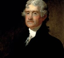 President Thomas Jefferson by warishellstore
