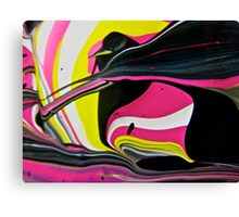 Pink Penguin Canvas Print