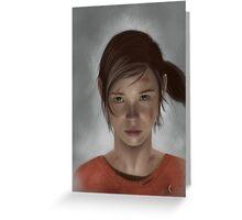 Ellie Greeting Card