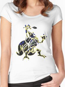 Kadabra Women's Fitted Scoop T-Shirt