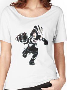 Machop Women's Relaxed Fit T-Shirt