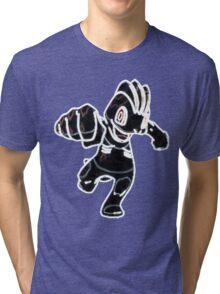 Machop Tri-blend T-Shirt