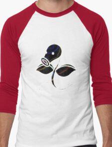 Bellsprout Men's Baseball ¾ T-Shirt