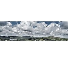 Dartmoor Landscape Photographic Print
