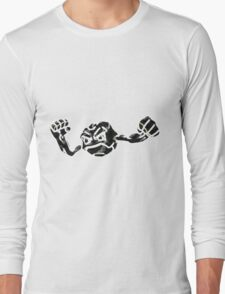 Geodude Long Sleeve T-Shirt