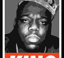 KING - Notorious Big by Awesom3