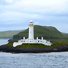 Lismore Lighthouse by Claudia Dingle