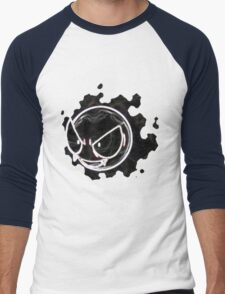 Gastly Men's Baseball ¾ T-Shirt
