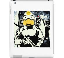 Truth decay iPad Case/Skin